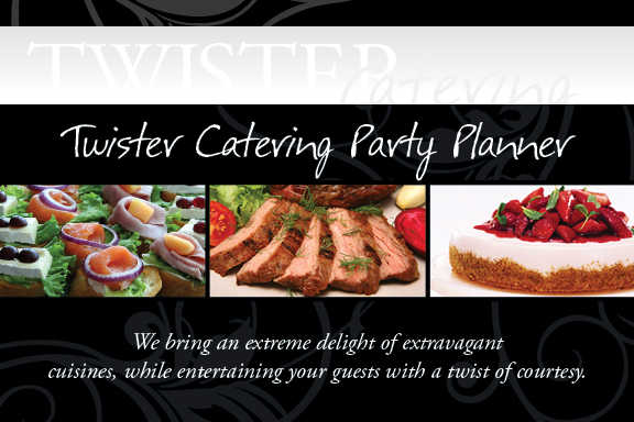 Twister Catering Party Planner