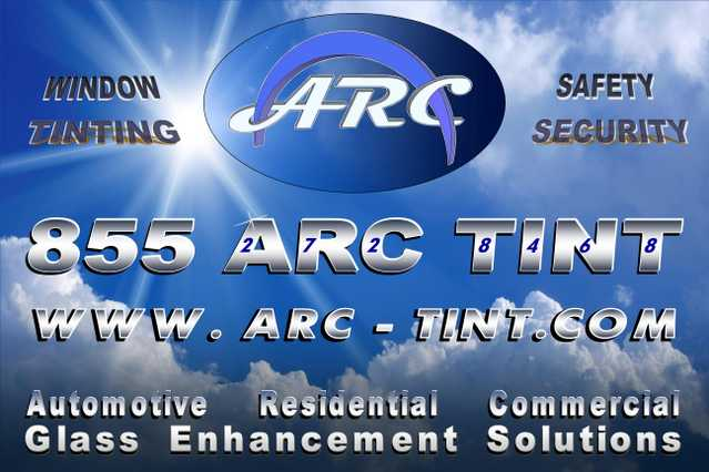 Window Tint For Auto, Residential & Commercial