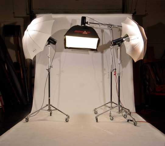 Photo Studio Rental - Affordable Prices