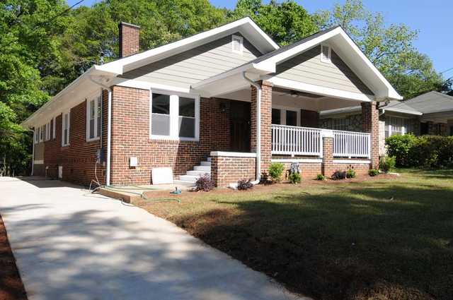 3 Bed Brick Craftsman In Kirkwood - Priced To Sell!