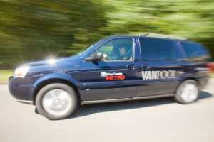 Vanpool - Seattle To Bothell