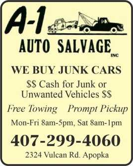 $ell U$ Your Junk Car. Ca$h Now!