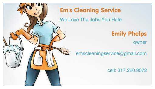 Em's Cleaning Services