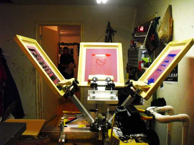 Screen Printing @ Bargain Prices