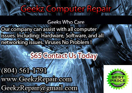 Discount Certified Computer Repair Services