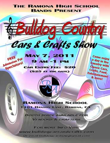 Bulldog's Country Cars & Crafts