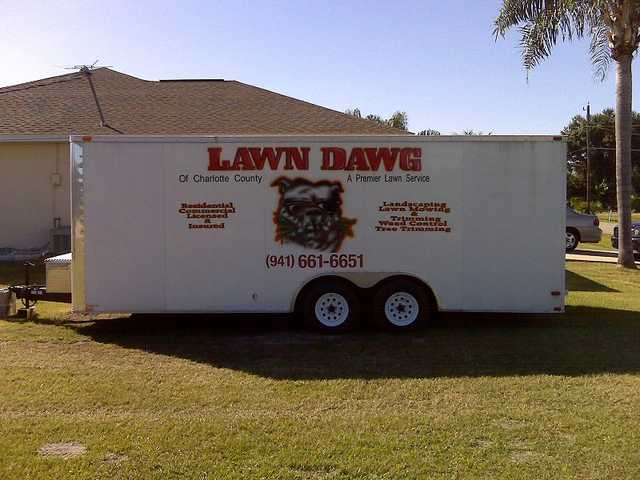 Lawn Service - Lawn Dawg Of Charlotte County (Port Charlotte / No