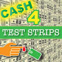 Make Easy Cash! Sell Your Diabetic Test Strips. We Pick Up