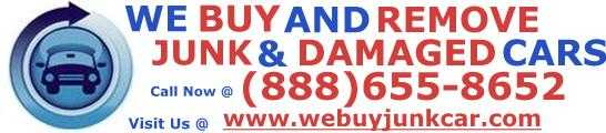 We Pay Top Dollar For Junk / Damaged Cars In Nj