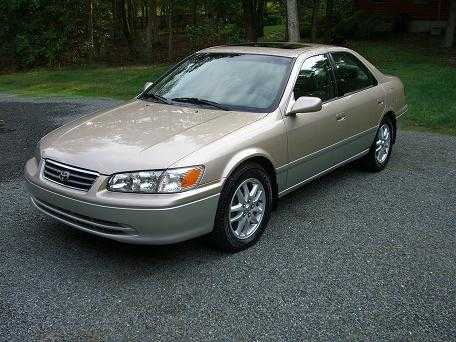 Beautiful 2001 Toyota Camry Le Collector's Edition