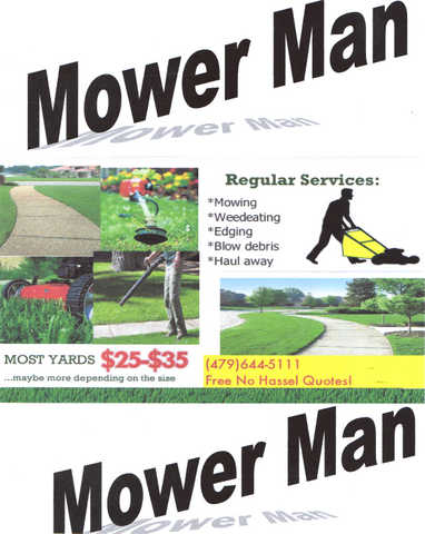Mower Man Lawn Service