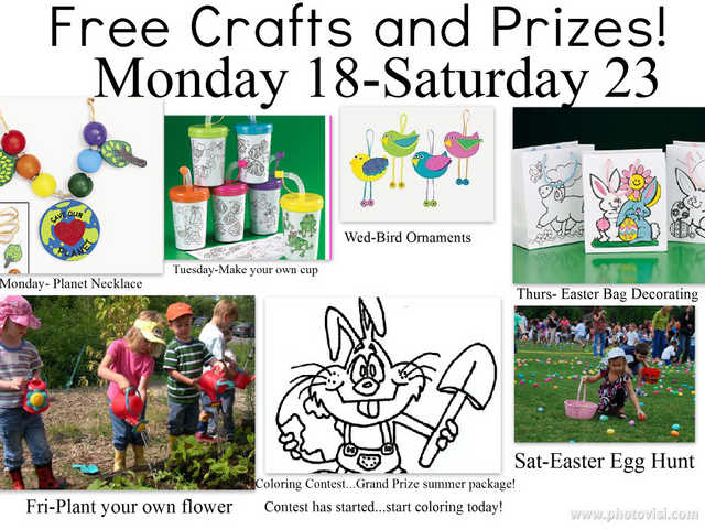 Free Family Fun All Week Long!