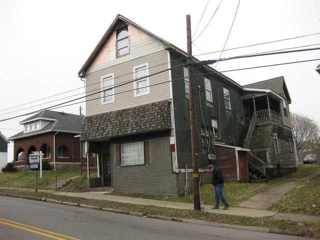 Tri - Plex In Butler, Pa! Only $27,900