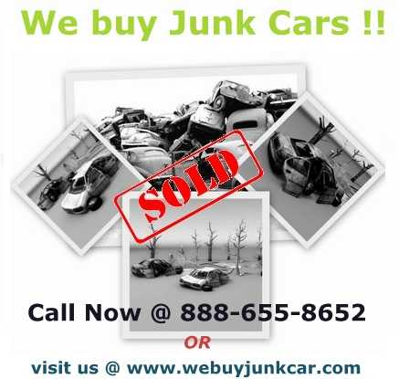 Sell Your Junk Car And Get Best Dollar In New Jersey