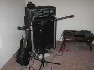 Peavey Nitro And Amp & More
