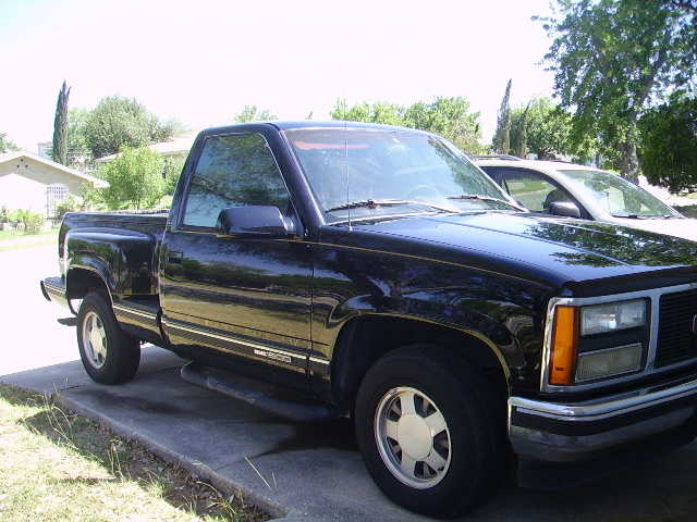 Mccombs Used Cars 1993 Stepside Gmc - Gmc 1500 Truck $3,000 (410s And I - 90w ...