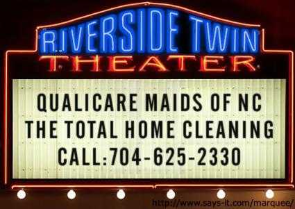 Qualicare Maids Cleaning Service Charlotte Nc