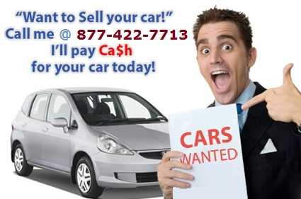 On The Spot Cash For Your Car In Nj