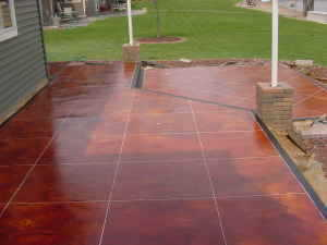 Decorative Concrete Free Estimtes
