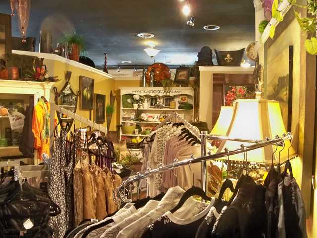 Furnishings, Jewelry, Apparel, Decor Boutique