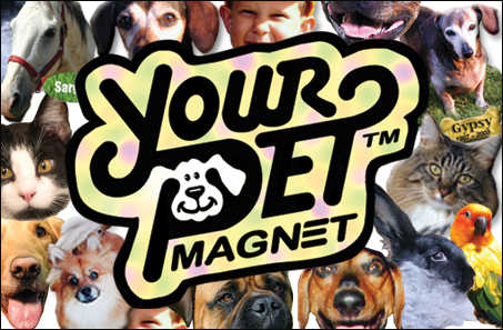 Your Pet Refrigerator Magnet