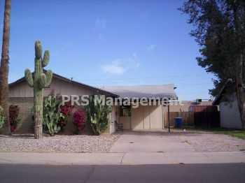 Single Family Rental Home In Tempe