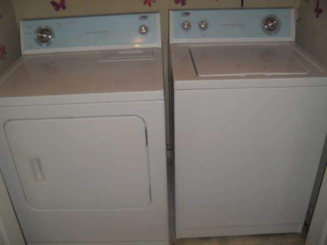 Estate By Whirlpool Washer / Dryer