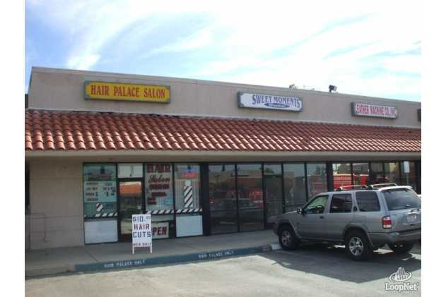 Multiple Retail Spaces Available For Lease - .49 Sqft