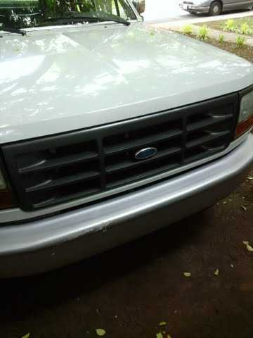 96 Ford F150, Extended Cab