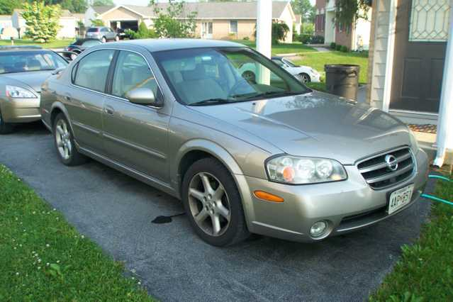 2002 Nissan Maxima For Sale