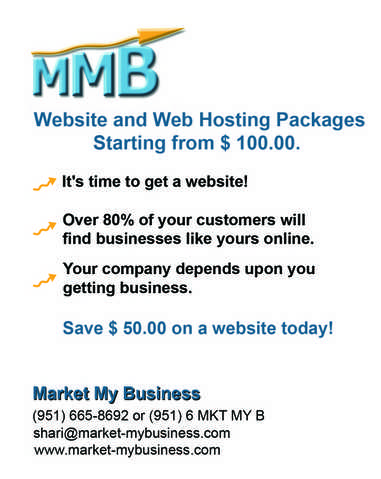 Get A Website For As Low As $100 A Year!