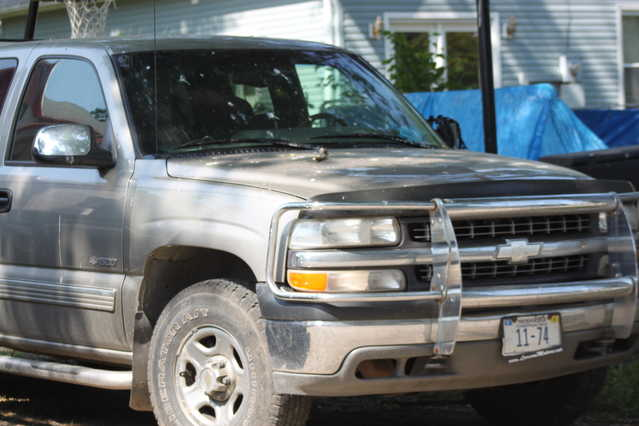1999 Silverado Extended Cab Truck For Sale