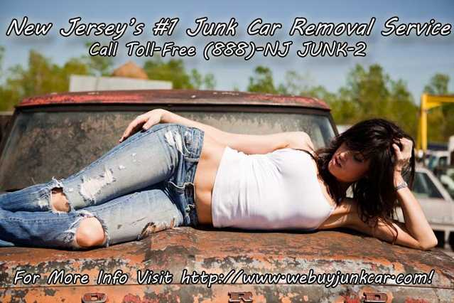 It's Easy To Sell Your Junk Car In New Jersey! (888) - Nj Junk - 2
