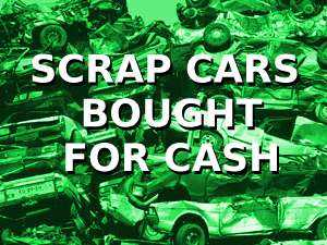 Recycle Your Non - Running Vehicle For Scrap Metal Cash Today!