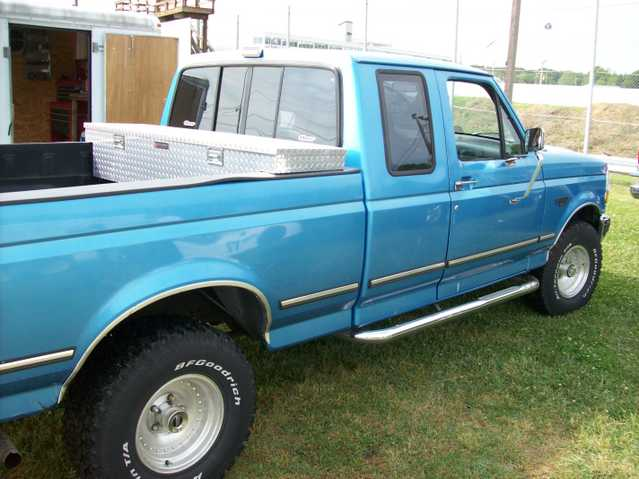 1992 Ford F 150