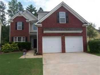 Huge 4 Bedroom Home With A Bonus Room In Fairburn!