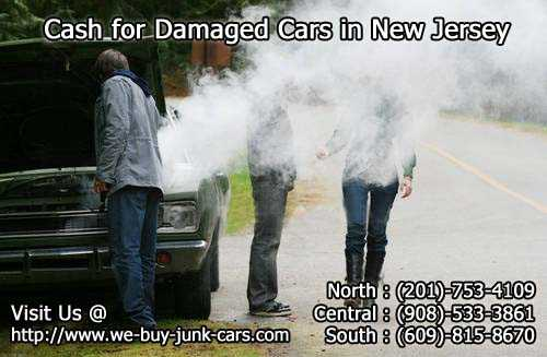 Sell Your Damaged Vehicle As - Is, Running Or Not!