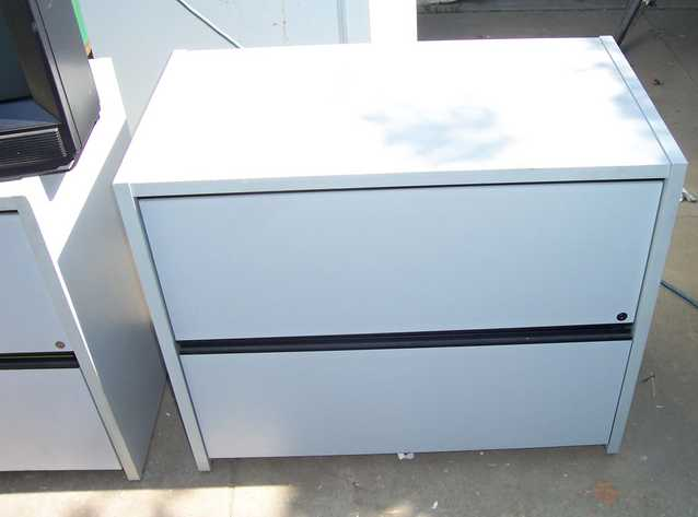 Legal Size Two Drawer Lateral Files