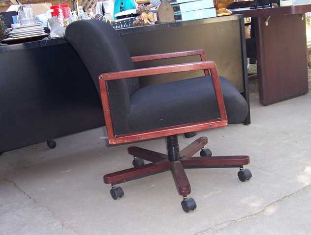 Office Chairs W / Casters