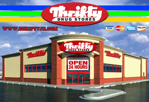 Thrifty Drugs Discount Stores Best Prices For Less