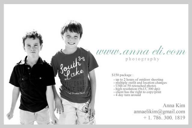 Affordable Photography For Everyone.