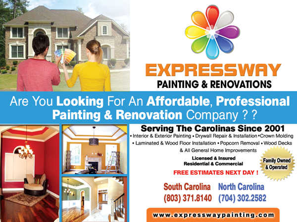 Painting & Kitchen Renovations