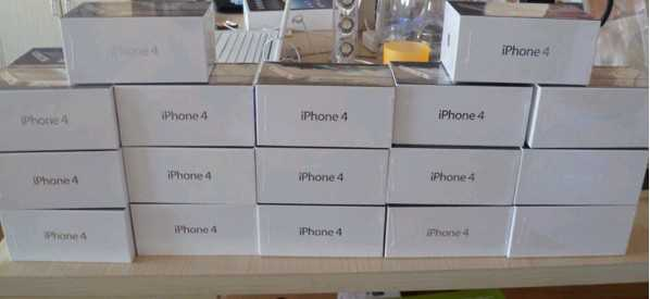 New Apple Iphone 4g 32gb Factory Unlocked