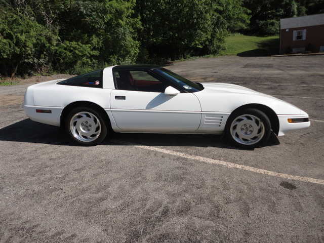 1991 Corvette C4 Garage Queen $13,500