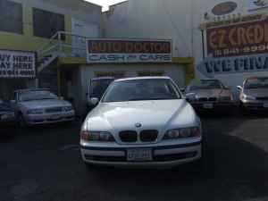 Bmw 540i - Special 6speed - $2000 Down Payment