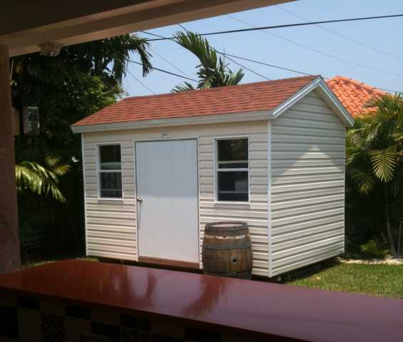 Sale For Sheds In Miami