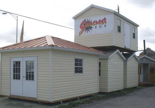Suncrestshed The Top Shed Manufacturer In The State