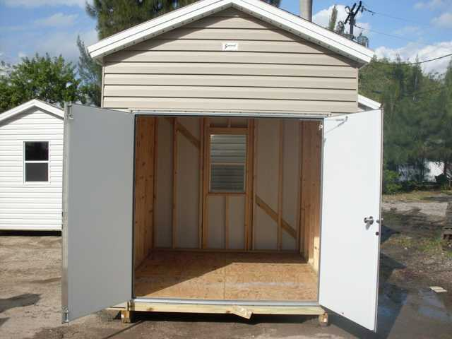 Sheds Sale - Hurricane Resistant - County Approved