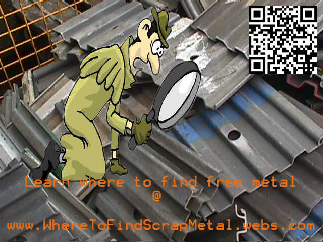 Where To Find Scrap Metal
