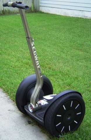 New Segway I2 $4,295 Usd